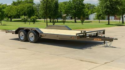 "2018 MAXXD TRAILERS 18' 5"" CHANNEL BUGGY HAULER Flatbed Trailers Trailers Elk Grove, CA"
