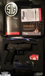 For Sale: Sig Sauer P320 X-Carry 9mm Pistol (NEW)
