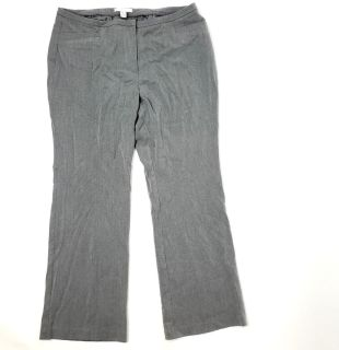 Chicos Gray Pants Size 3 (XL-16)
