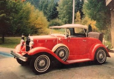 1932 Ford Model-A