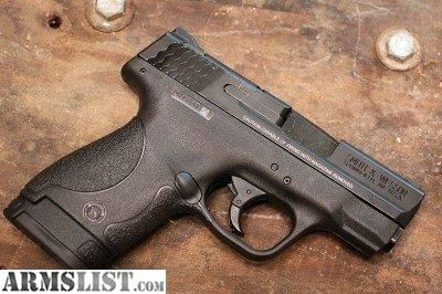 For Sale: Shield 9mm with safety