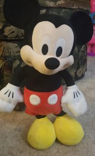 Singing & dancing Mickey mouse