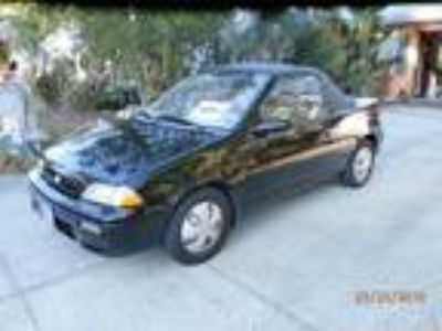 1993 Geo Metro 2dr Convertible for Sale by Owner