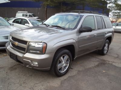 Used 2007 Chevrolet TrailBlazer 4WD 4dr LT, 125,771 miles