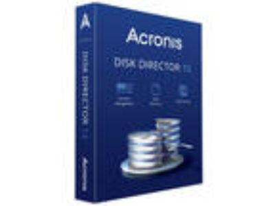 NEW Acronis Disk Director 12 Data Recovery Partition