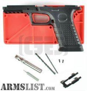 For Sale: Polymer80 PF940v1 80% Pistol Frame kit brand new