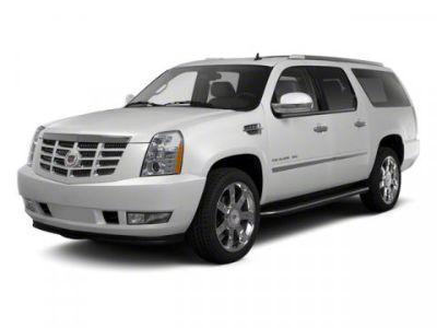 2012 Cadillac Escalade ESV Luxury (Black Raven)