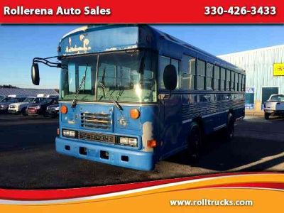 2005 Blue Bird School/Transit Bus