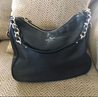 Kate Spade Pine St Finley Pebbled Leather handbag