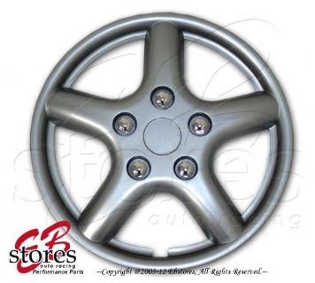 """Buy One Set (4pcs) of 15 inch Rim Wheel Skin Cover Hubcap Hub caps 15"""" Style#028B motorcycle in La Puente, California, United States"""
