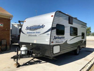 2017 Keystone Springdale Summerland 1800BH