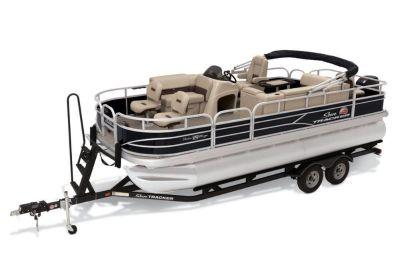 2019 Sun Tracker Fishin' Barge 20 DLX Pontoon Boats Gaylord, MI