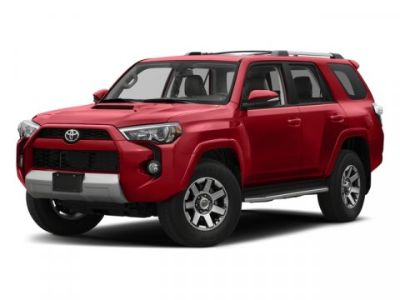2017 Toyota 4Runner SR5 (Nautical Blue Metallic)