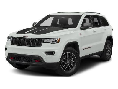 2017 Jeep Grand Cherokee Trailhawk (Granite Crystal Metallic Clearcoat)