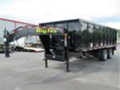 2019 Big Tex 25DU-20BK8SIR 25DU