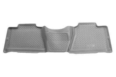 Buy Husky Liners 62432 07-08 Chevy Avalanche Gray Custom Floor Mats 2nd Row motorcycle in Winfield, Kansas, US, for US $91.95