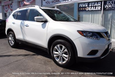 Used 2014 Nissan Rogue AWD 4dr SV, 36,865 miles