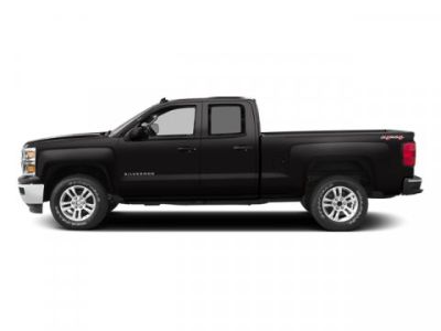 2014 Chevrolet Silverado 1500 LT (Black)
