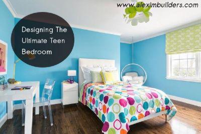 Designing The Ultimate Teen Bedroom