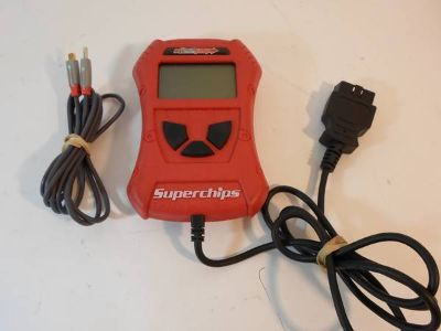 SUPERCHIPS FLASHPAQ TUNER