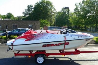 1998 Sea Doo Speedster