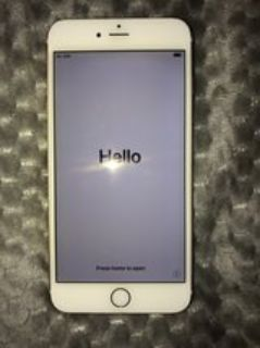 iPhone 6s Plus - Gold/16gb *Unlocked*