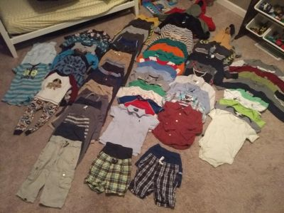 Boys Clothing Lot 18-24 months