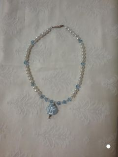 Girls bling necklace