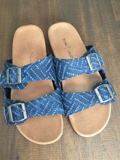 Minnetonka brand sandals, size 8 (Scappoose Pick Up), $6