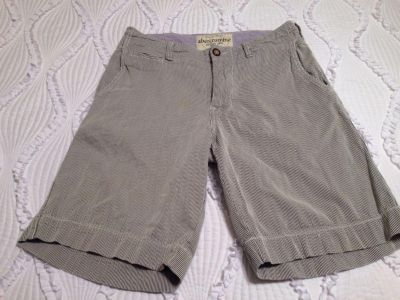 Abercrombie Shorts. Size 16. Pick up at Target in McCalla on Thursdays 5:15 to 6:00pm.
