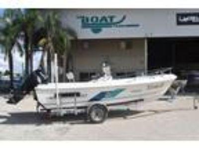 1996 Aquasport 200