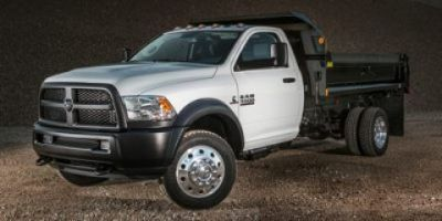 2018 RAM 4500 Chassis Cab Tradesman (Bright White Clearcoat)