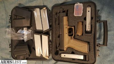 For Sale: Springfield XD-45
