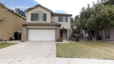 4/3 Two-Story Home Available for Lease in Chino Hills!