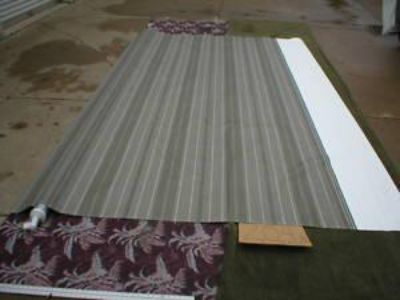 Find 21' RV TRAILER CAMPER REPLACEMENT FACTORY AWNING FABRIC FLINT COLOR A & E NEW motorcycle in Stow, Ohio, US, for US $179.99