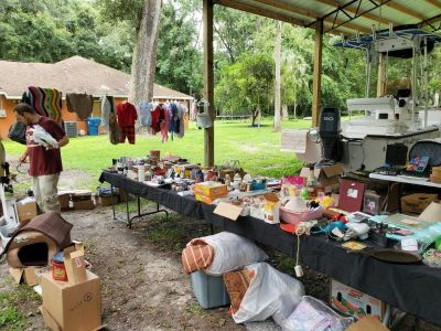 Yard Garage Sales Classified Ads In Ridge Manor South Florida