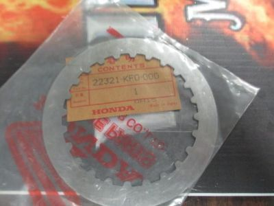 Find X410 NOS GENUINE HONDA ATC250ES ATC350 XL250R XL350R CLUTCH PLATE #41241-107-000 motorcycle in Camp Hill, Alabama, US, for US $12.99
