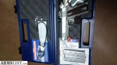 For Sale: Colt Rail Gun Commander .45acp