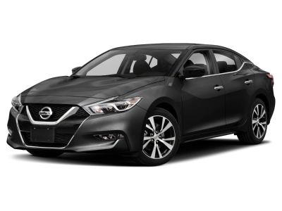 2018 Nissan Maxima 3.5 S (Red)