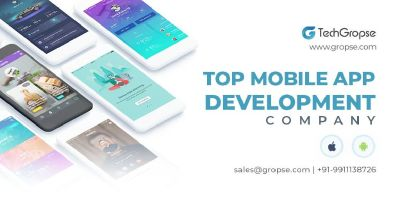 Mobile App Development | Top Mobile App Development Company