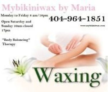 404-964-1851 Brazilian waxing salon for men and women