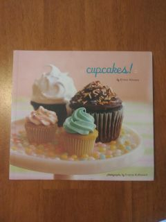 Cupcakes Cook Book BRAND NEW