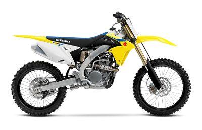 2018 Suzuki Motor of America Inc. RM-Z250 Motocross Motorcycles Winterset, IA