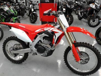 2018 Honda CRF250R Motocross Motorcycles Orange, CA