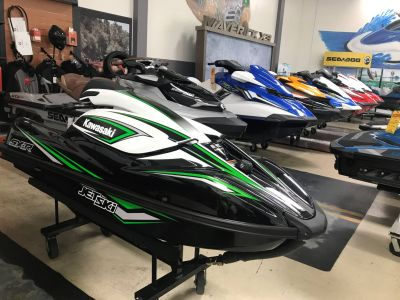 2018 Kawasaki JET SKI SX-R 1 Person Watercraft Corona, CA