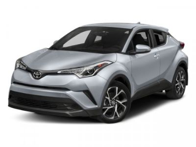 2018 Toyota C-HR XLE (Blizzard Pearl)