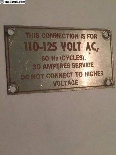 SO42 Electrical Badge