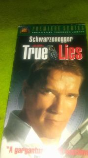 VCR True Lies rated R