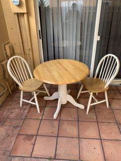 2 Seat Table