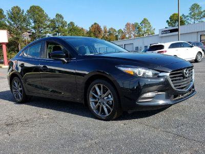 2018 Mazda Mazda3 TOURING AUTO (Jet Black)
